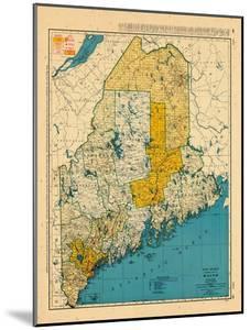 1954, Maine