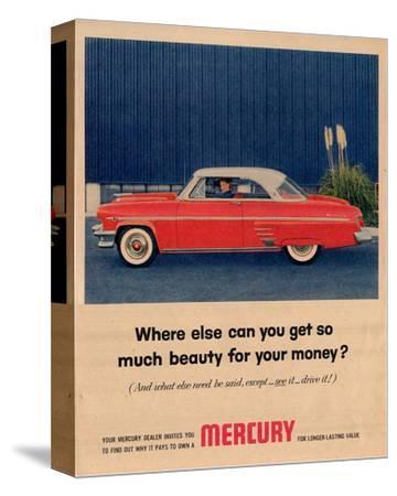 1954 Mercury - So Much Beauty