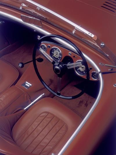 1956 Austin Healey 100-BN2--Photographic Print