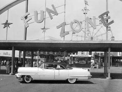 1956 Cadillac Sedan, USA, (C1956)--Photographic Print