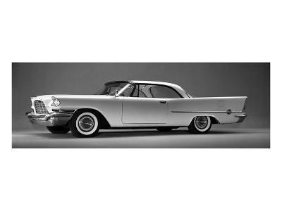 1957 Chrysler 300C--Art Print