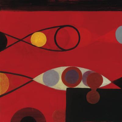1957, no. 4-Bill Mead-Art Print