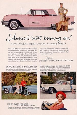 1959 Thunderbird- Becoming Car