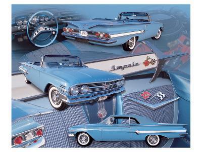 1960 Impala--Art Print