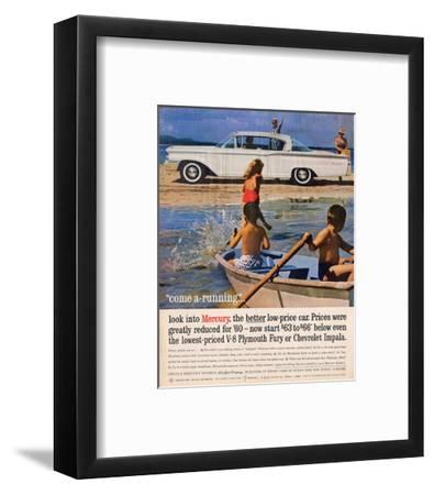 1960 Mercury - Greatly Reduced