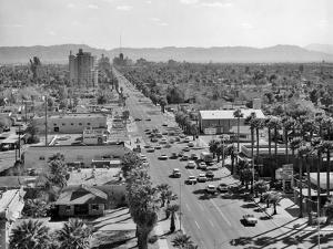 1960s Downtown Phoenix Arizona