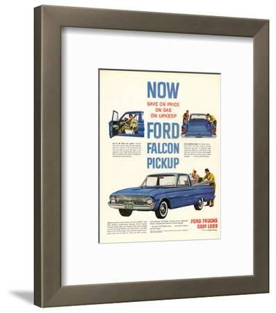 1961 Ford Falcon Pickup