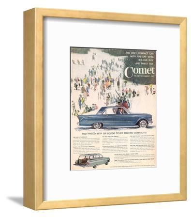 1961 Mercury Comet - Style