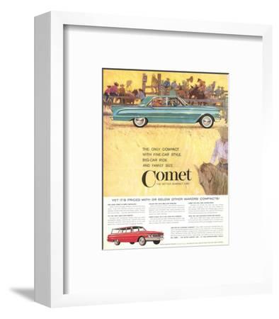 1961Mercury-Comet Big Car Ride