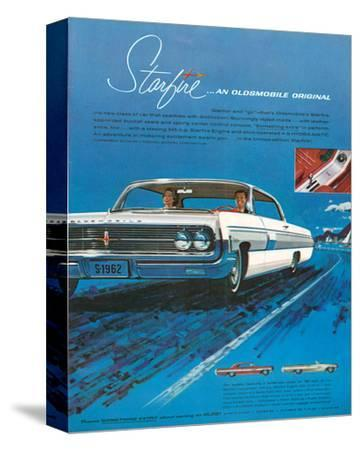 1962 GM Oldsmobile Starfire