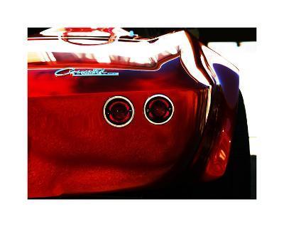 1963 Corvette Stingray 15-Clive Branson-Giclee Print