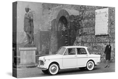 1963 Fiat 1100 Speciale, 1960S