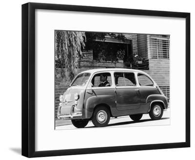 1963 Fiat 600 Multipla, (C1963)