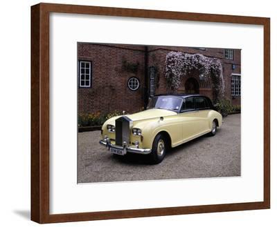 1963 Rolls Royce Phantom V