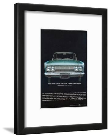 1964 Mercury - Compact Luxury