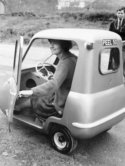 1964 Peel P50, (C1964)--Photographic Print