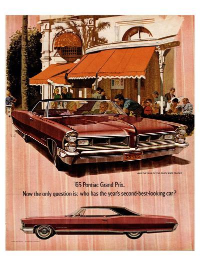 1965 GM Pontiac-Wide Tracks--Art Print