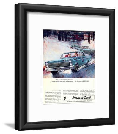 1965 Mercury Comets Fairbanks