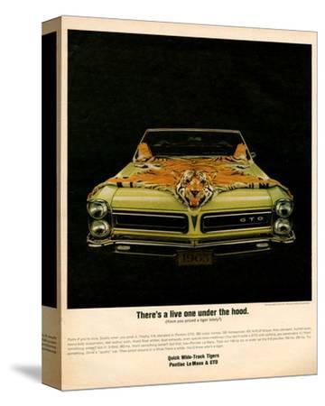 1965 Pontiac Gto Tiger Hood