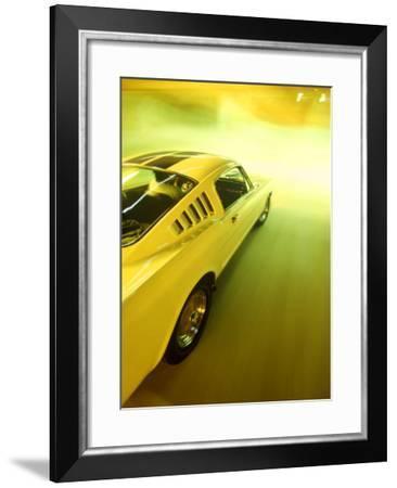 1965 Shelby GT350-David Newhardt-Framed Giclee Print