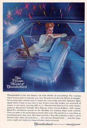 1965 Thunderbird Luxury Car
