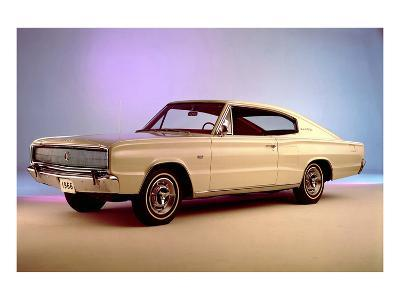 1966 Dodge Charger 1st Year--Art Print