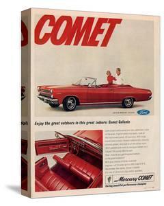 1966 Mercury - Comet Caliente