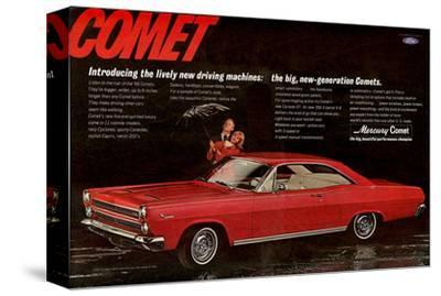 1966 Mercury Comet Performance