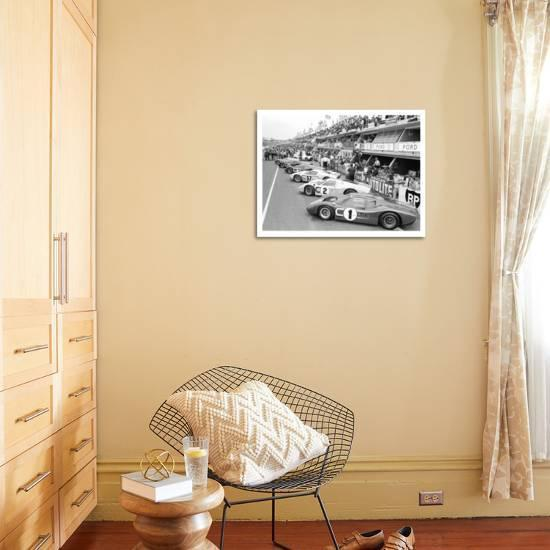 Awesome 1967 Lemans Giclee Print By Art Com Pdpeps Interior Chair Design Pdpepsorg