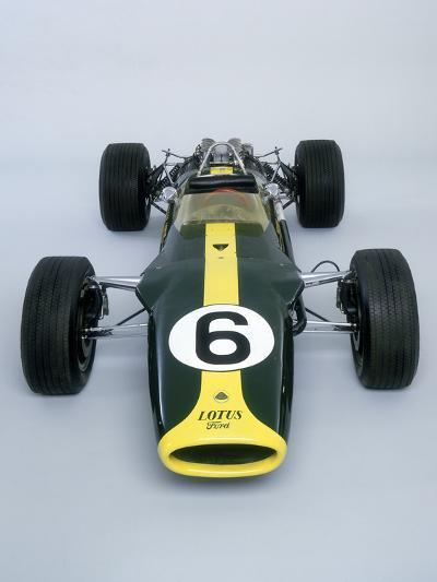 1967 Lotus 49 CR3--Photographic Print