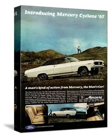 1967 Mercury Cyclone Man's Car