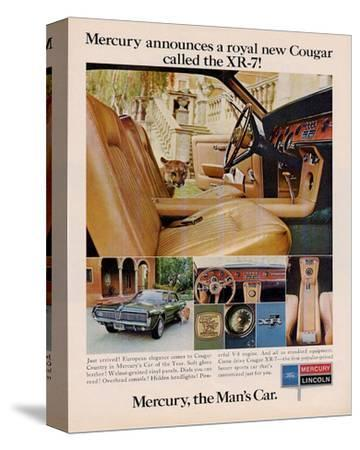 1967 Mercury -Royal New Cougar