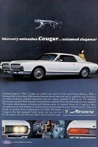 1967 Mercury Unleashes Cougar