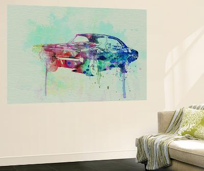 1968 Dodge Charger-NaxArt-Wall Mural