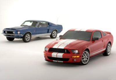 1968 Shelby GT500 Show Car