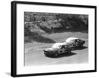 1969 Kent SCCA Trans-Am Race