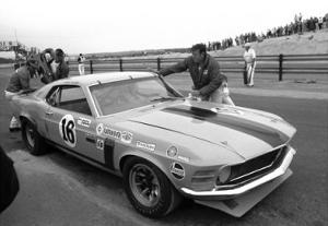1970 Beidgehampton SCCA Trans-Am Race