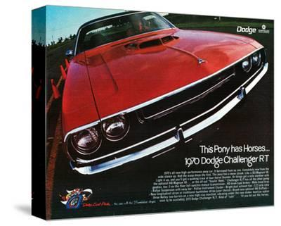 1970 Dodge Charger Rt Red