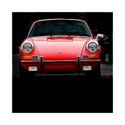 1970 Porsche 911 Targa-Clive Branson-Giclee Print