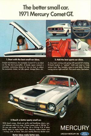 1971 Mercury-Better Small Car