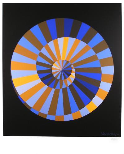 1972 Olympic Art (Series 2)-Otl Aicher-Collectable Print