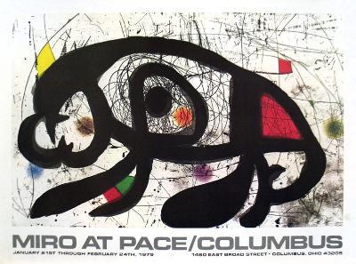 1979 at Pace Columbus-Joan Mir?-Collectable Print
