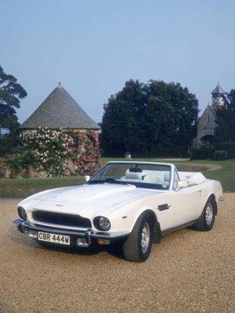 1981 Aston Martin Volante V8