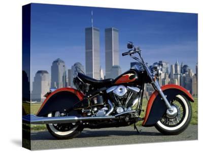 1990 Heritage Classic Harley Davidson, New York City, USA