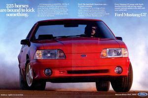 1993 Mustang - 225 Horses