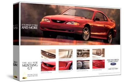 1994 Mustang - What It Was…