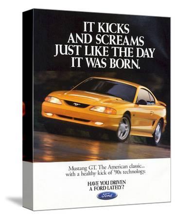 1995Mustang-It Kicks & Screams