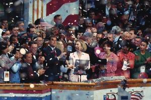 1996 Democratic National Convention in Chicago, Aug. 26-29