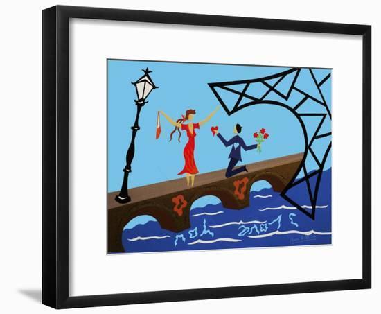 19COP-Pierre Henri Matisse-Framed Premium Giclee Print