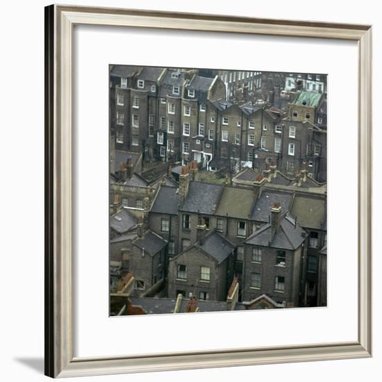 19th Century Houses in London, 19th Century-CM Dixon-Framed Photographic Print